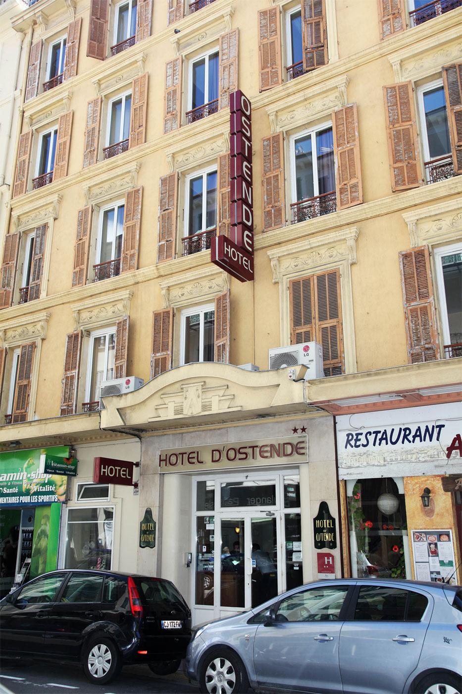 Hotel D Ostende Nice